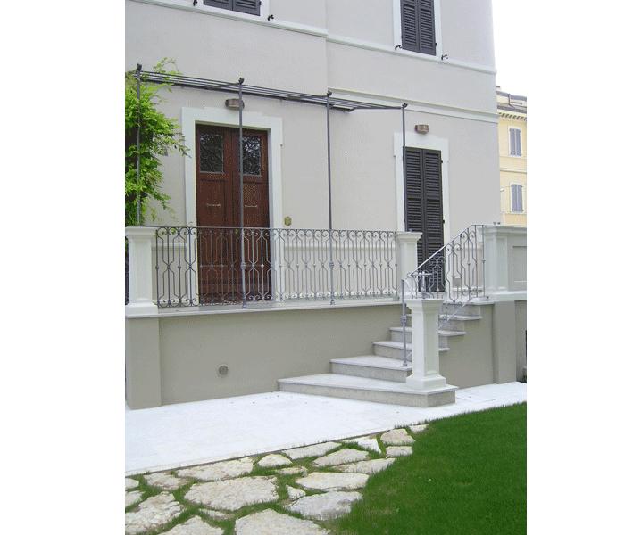 nostri lavori impresa edile costruzioni enrico mancini villa liguori