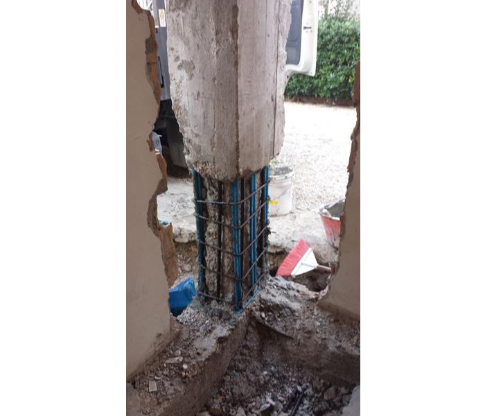 costruzioni enrico mancini rinforzi in fibra di carbonio lavori ultimati